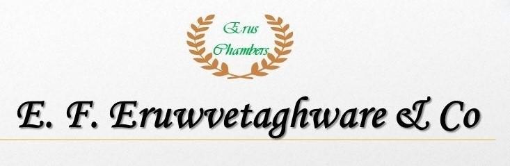 E. F. Eruvwetaghware & Co (Erus Chambers)
