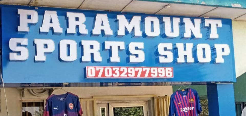 Paramount Sports Shop