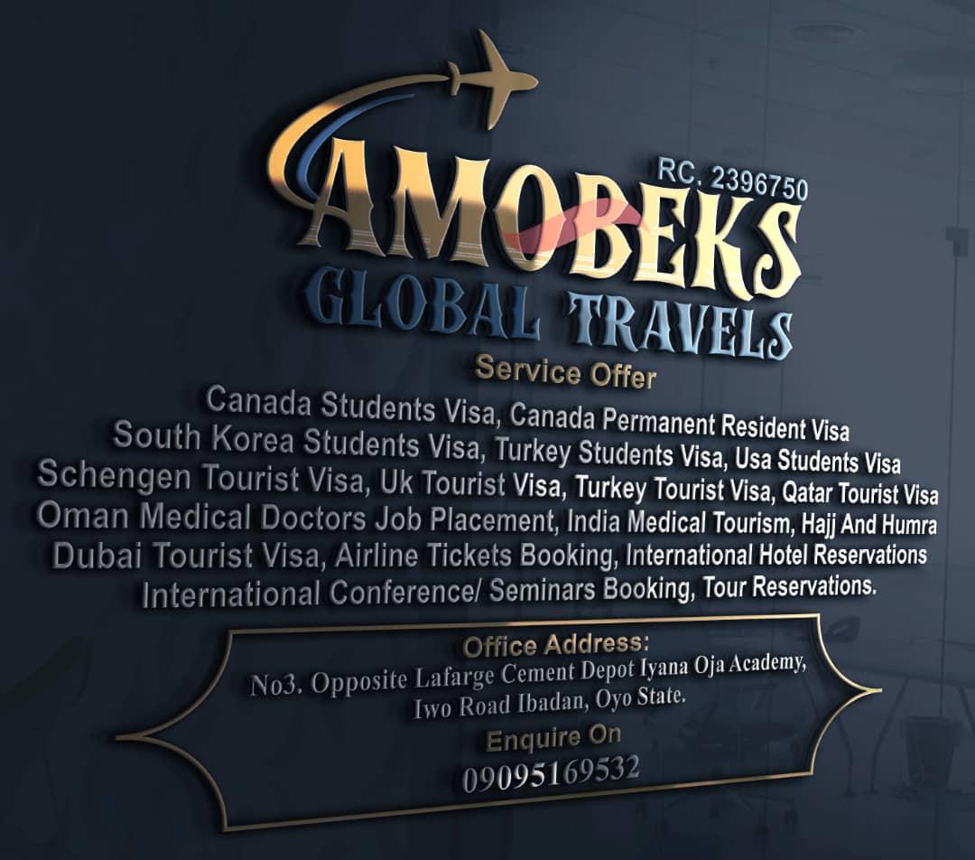Amobeks Global Travels