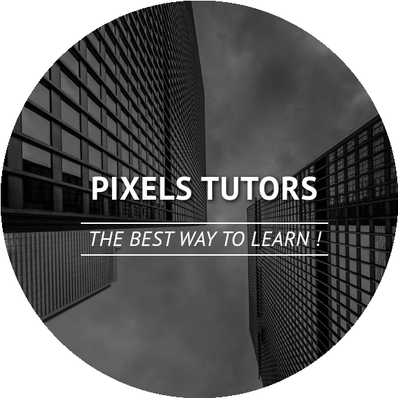 PIXELS TUTORS